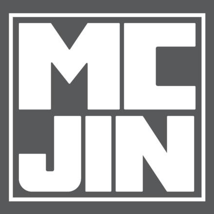 MC Jin Album Design